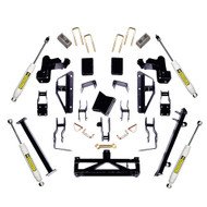 Super Lift 6-7.5 inch Lift Kit K309 2001-2008 Chevy Silverado *