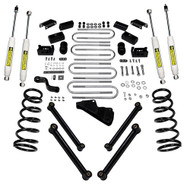 Super Lift 6 in Lift Kit K760 03-05 For Dodge Ram 2500/3500 4WD *