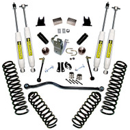 Super Lift 4 inch Lift Kit K927F 07-18 Jeep Wrangler JK 2 Door *