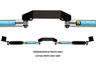 Super Lift Dual Steering Stabilizer Kit Gas 99-04 Ford F-250/350 & Excursion *