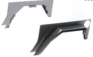 ARTEC Nighthawk JK 2 door Rear Fenders