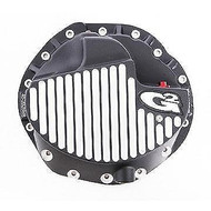 Chrysler 9.25 In Front Aluminum Differential Cover* Black G2