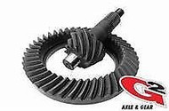 GM 10.5 In 14 Bolt Ring And Pinion 5.38 Ratio Thick G2 Axle and Gear
