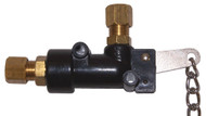Kleinn 310 Hand pull lanyard valve for roof-mount horns