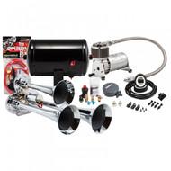 Universal Kleinn HK3 Pro Blaster Triple Air Horn Kit