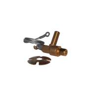 Kleinn 311 brass hand pull lanyard valve for roof-mount horns