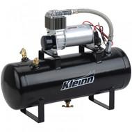 Universal -Kleinn 7270 130 PSI 15% duty sealed air compressor system