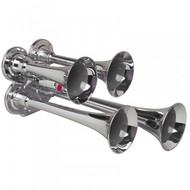 Universal Kleinn 141 Chrome Compact quad air horn