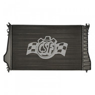 CSF 6001 OEM+ Replacement Intercooler 2011-2015 GM 6.6L Duramax LML