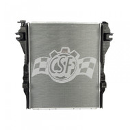 CSF 3529 OEM Replacement Radiator For 2010-2012 Dodge 6.7L Cummins