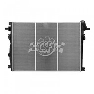 CSF 3601 OEM Replacement Primary Radiator 2011-2016 Ford 6.7L Powerstroke