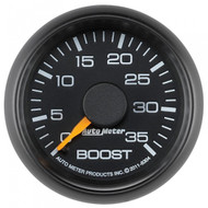 Auto Meter 8304 Factory Matched Boost Gauge 0-35 Psi (2001-2007 Gm)