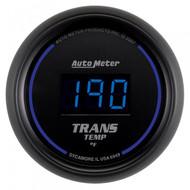 Auto Meter 6949 Cobalt Digital Transmission Temp. Gauge 0-340 F