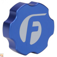 Fleece Performance Billet Oil Cap Cover For Cummins Blue