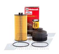 MOTORCRAFT OEM 6.0 / 6.4 OIL FITLER & CAP