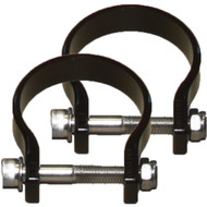Rigid Industries 2 Inch Bar Clamp Kit for E-Series Pro and SR-Series Pro