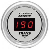 Autometer Ultra-lite Digital Transmission Temp. Gauge 0-340 F 6549