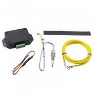 Autometer Pyrometer Sensor Kit For Use With Auto Meter Airdrive Gauges 6054