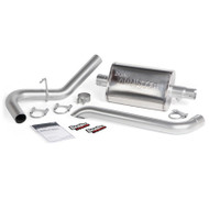 BANKS POWER For 87-01 Jeep 4.0l Cherokee Monster Exhaust System 51360