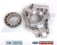 6.4L OEM LOW PRESSURE ENGINE OIL PUMP & COVER