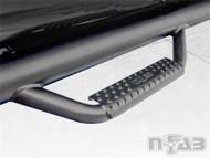 N-Fab Nerf Step For 07-17 Jeep Wrangler JK 4 Door All - Tex. Black J0764