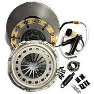 Valair Heavy Duty Upgrade Clutch For 05.5-17 Dodge 5.9l/6.7l Cummins 6-sp * NMU70G56-06