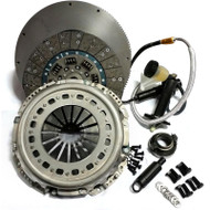 Valair HD Stock Upgrade Clutch For 05.5-17 Dodge 5.9l/6.7l Cummins * NMU70G56-01