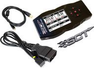 SCT 4x Power Flash Programmer Pre Loaded For 99-14 Gm Cars/trucks 7416