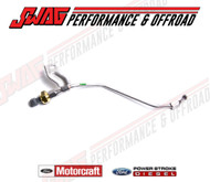 MOTORCRAFT 6.4L OEM EXHAUST BACK PRESSURE SENSOR & TUBE