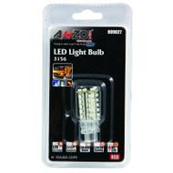 ANZO Led Bulb Universal - 3156 Led Bulb White 809028
