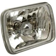 ANZO Universal Headlight H4 7.5in x 5.5in Rectangle 841004
