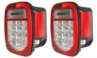ANZO Led Taillights For 1976-1985 Jeep Wrangler 861082