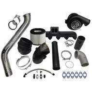 Fleece 2nd Gen Swap Kit & S463 Turbo For 3rd Gen 03-07 5.9L Cummins FPE-593-2G-63