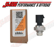 Zibbix Engine Oil Pressure Sensor for '11-16 Chevrolet GMC Duramax 6.6L Diesel