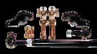 OFFROADONLY(ORO) TRU-TURN Jeep JK Tie Rod Upgrade Kit
