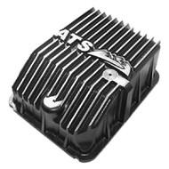 ATS High Capacity Aluminum Transmission Pan E4od/4r-100 For 1994-2007 Ford 7.3l/6.0l Powerstroke   3019003104