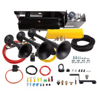 Kleinn Demon Triple Horn Train Kit For 2011-2016 Ford 6.7L Powerstroke SDKIT-734