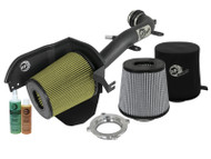 AFE Magnum FORCE Stage-2XP PG7 Cold Air Intake Performance Combo For 2018+ Jeep Wrangler (JL) V6 3.6L 52-13002-B