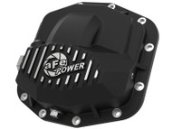 AFE Power Pro Series Front Differential Cover Black For 18-19 Jeep Wrangler JL 2.0L (t) 46-71030b