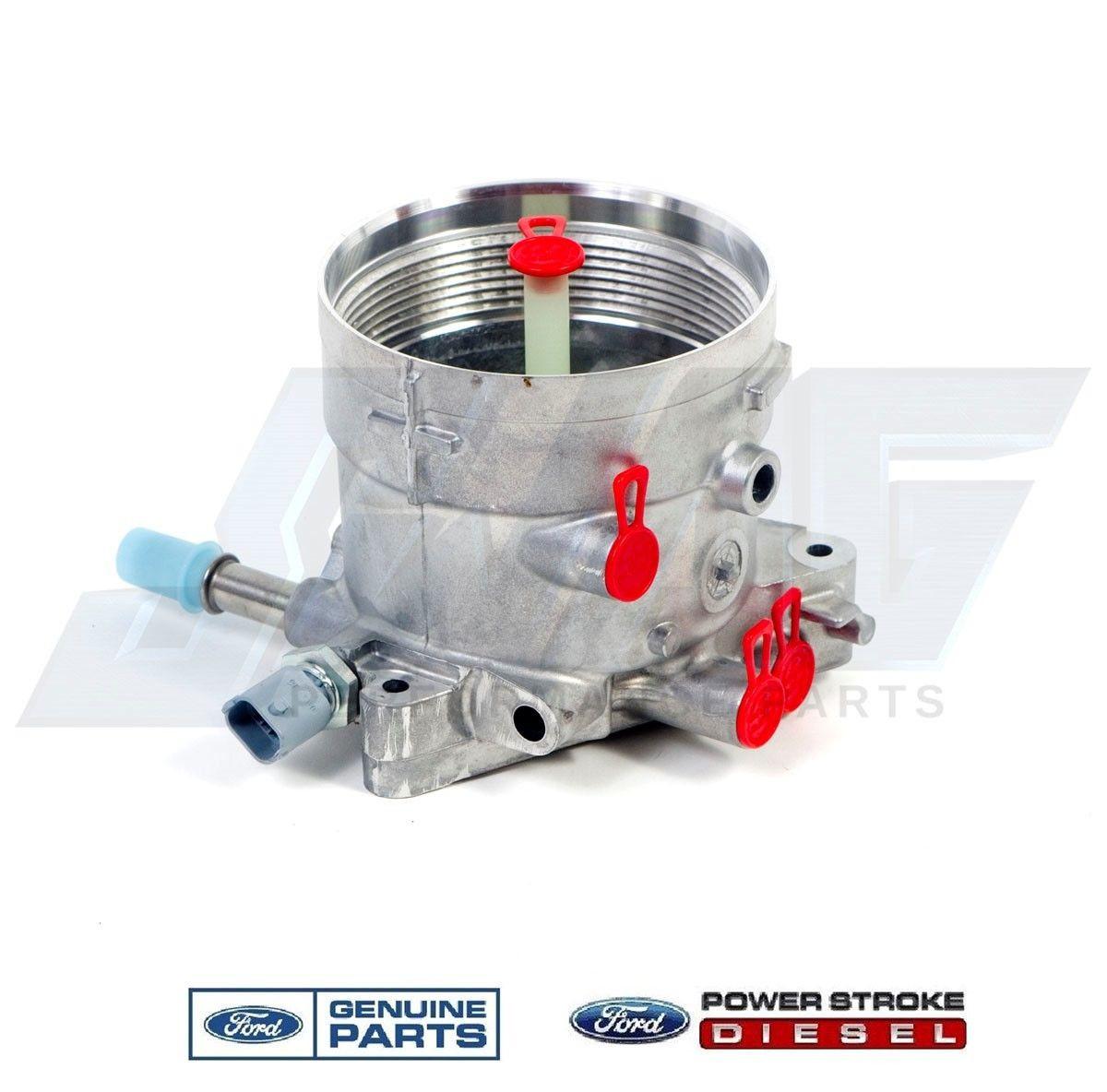 08-10 6.4L Powerstroke Diesel Genuine OEM Ford Fuel Filter Pump Tube F250 F350