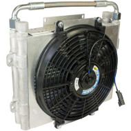 BD Power Double Stacked Transmission Cooler Universal * 1300601-DS