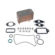 Dorman Engine Oil Cooler For 2001-2016 Gm 6.6l Duramax 918-400