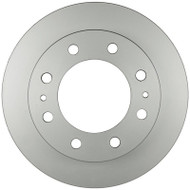 Bosch Quietcast Premium Disc Brake Rotor (front) For 01-10 Gm 2500HD/3500HD 4WD 25010556