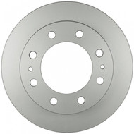 Bosch Quietcast Premium Disc Brake Rotor (rear) For 11-16 Gm 2500HD/3500HD * SRW 25011466