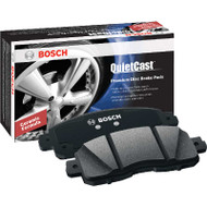 Bosch Quietcast Premium Disc Brake Pads (front) For 11-12 Ford F-350 4WD DRW BP1631