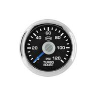 ISSPRO EV2 Turbo Boost Gauge 0-120 PSI R34633