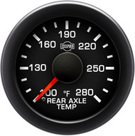 ISSPRO EV2 Rear Axle Temp Gauge 100-280F R17511