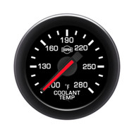 ISSPRO EV2 Series Coolant Temp Gauge 100-280F R32588