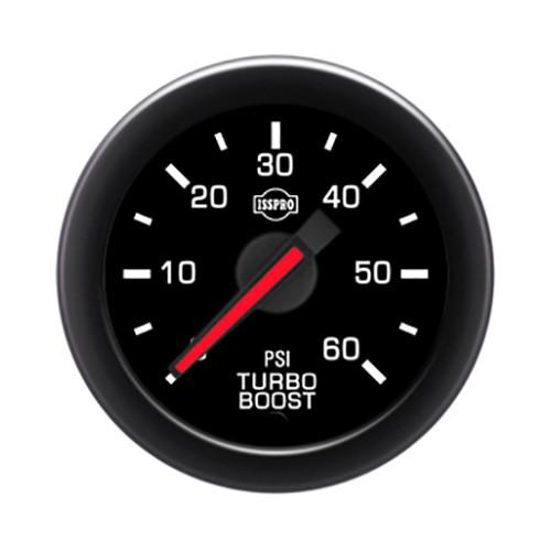 Isspro EV2 Turbo Boost Gauge; 0-30 PSI; R17133