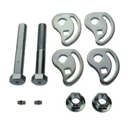 Moog Greasable Camber Caster Alignment Kit For 11-17 GM 2500HD/3500HD K100162